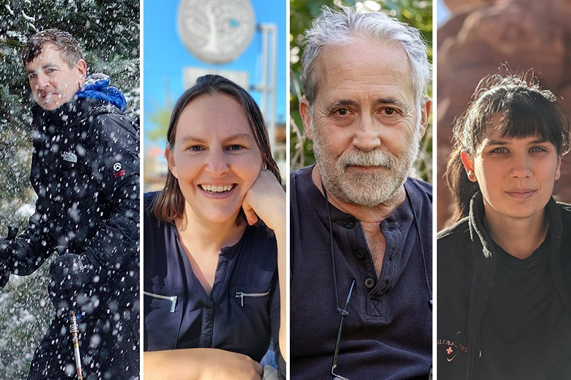 MEET THE ESTEEMED JUDGES OF THE GLOBAL RESCUE 2021 PHOTO CONTEST